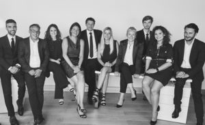 equipe specialiste immobilier commercial